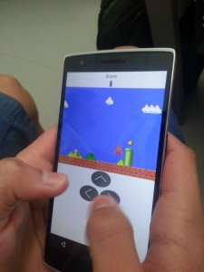 Mario game - something which is really difficult to make with AppInventor