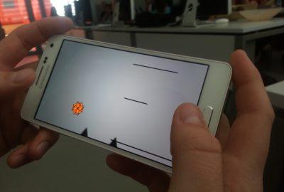 Android poletna šola - sestavimo svojo prvo mobilno igro