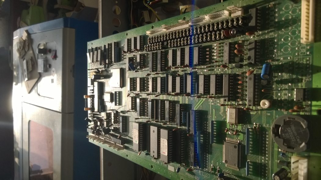 The XB-2 Main Board