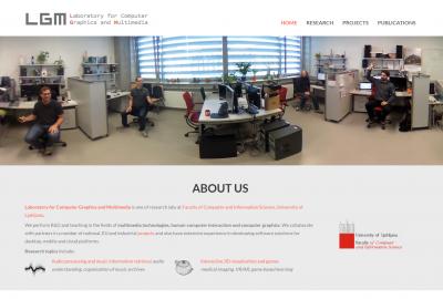 LGM Website