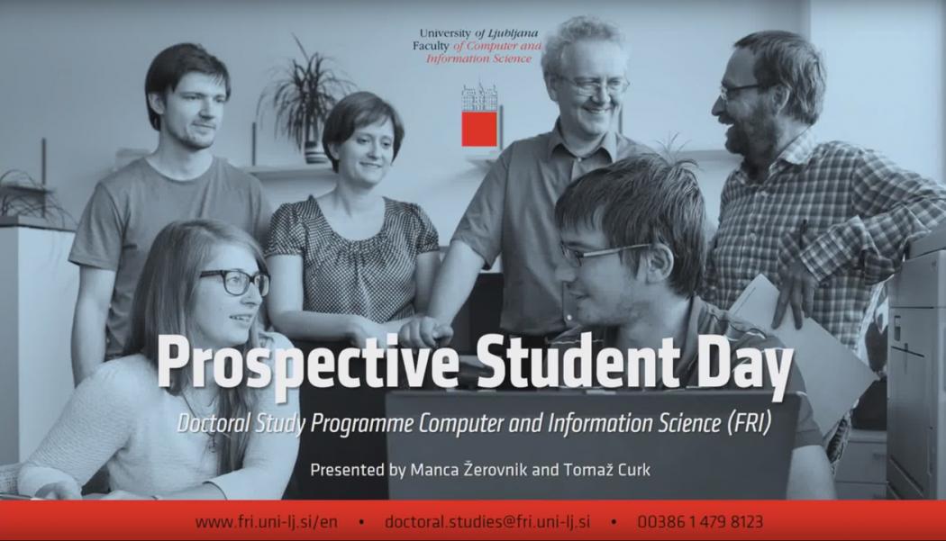 Prospective Student Day